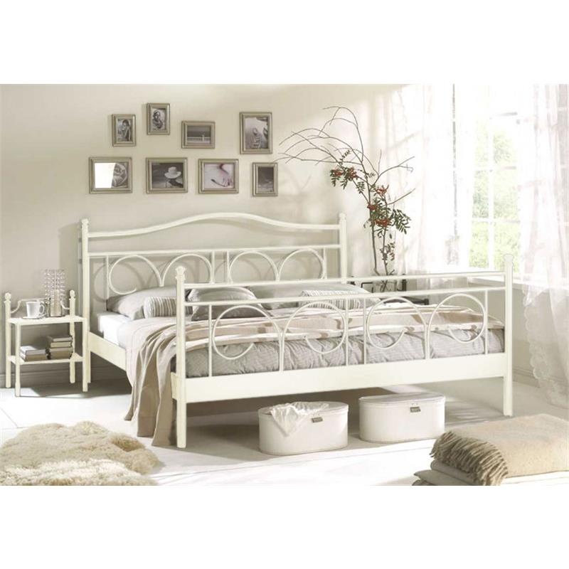 metallbett bett altwei schlafzimmer ines verschiedene gr ssen sixbros ebay. Black Bedroom Furniture Sets. Home Design Ideas