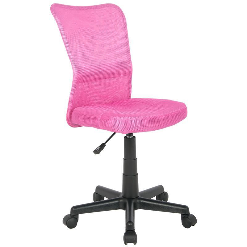 sixbros b rostuhl drehtstuhl schreibtischstuhl pink h. Black Bedroom Furniture Sets. Home Design Ideas