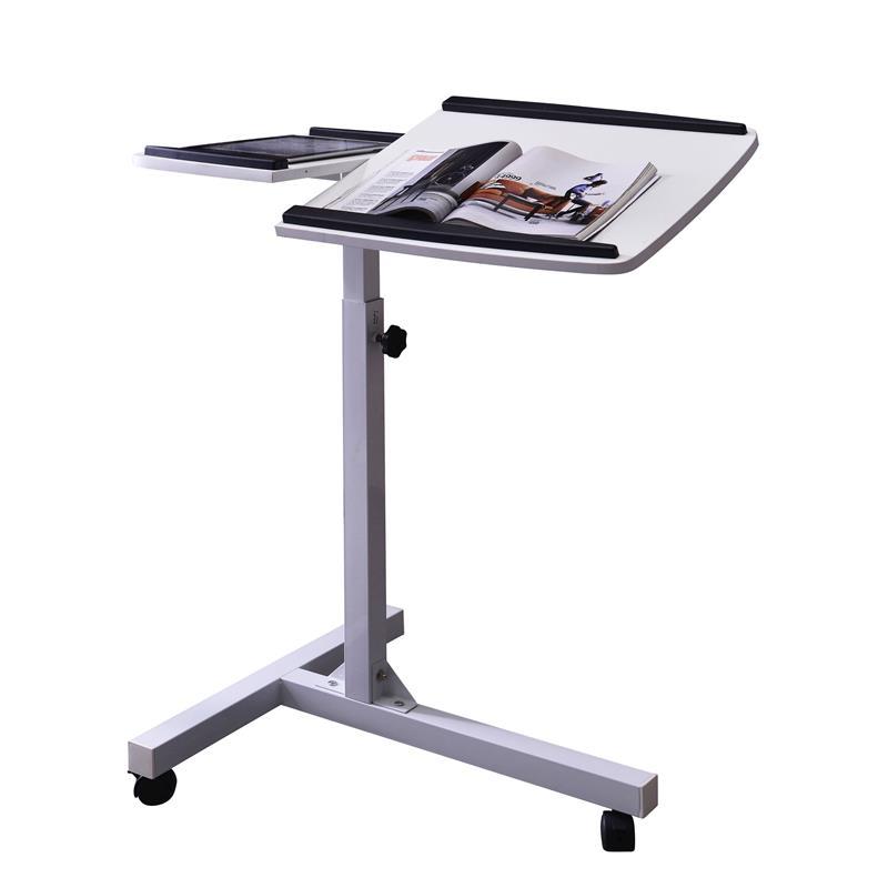 Sixbros tavolino porta pc notebook bianco lt 001a 2084 ebay - Tavolino porta pc portatile ...