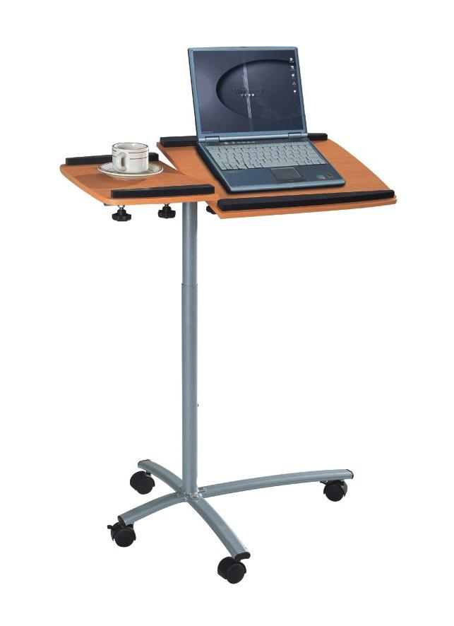 Sixbros mesa de ordenador port til mesa de oficina - Mesa para ordenador portatil ...