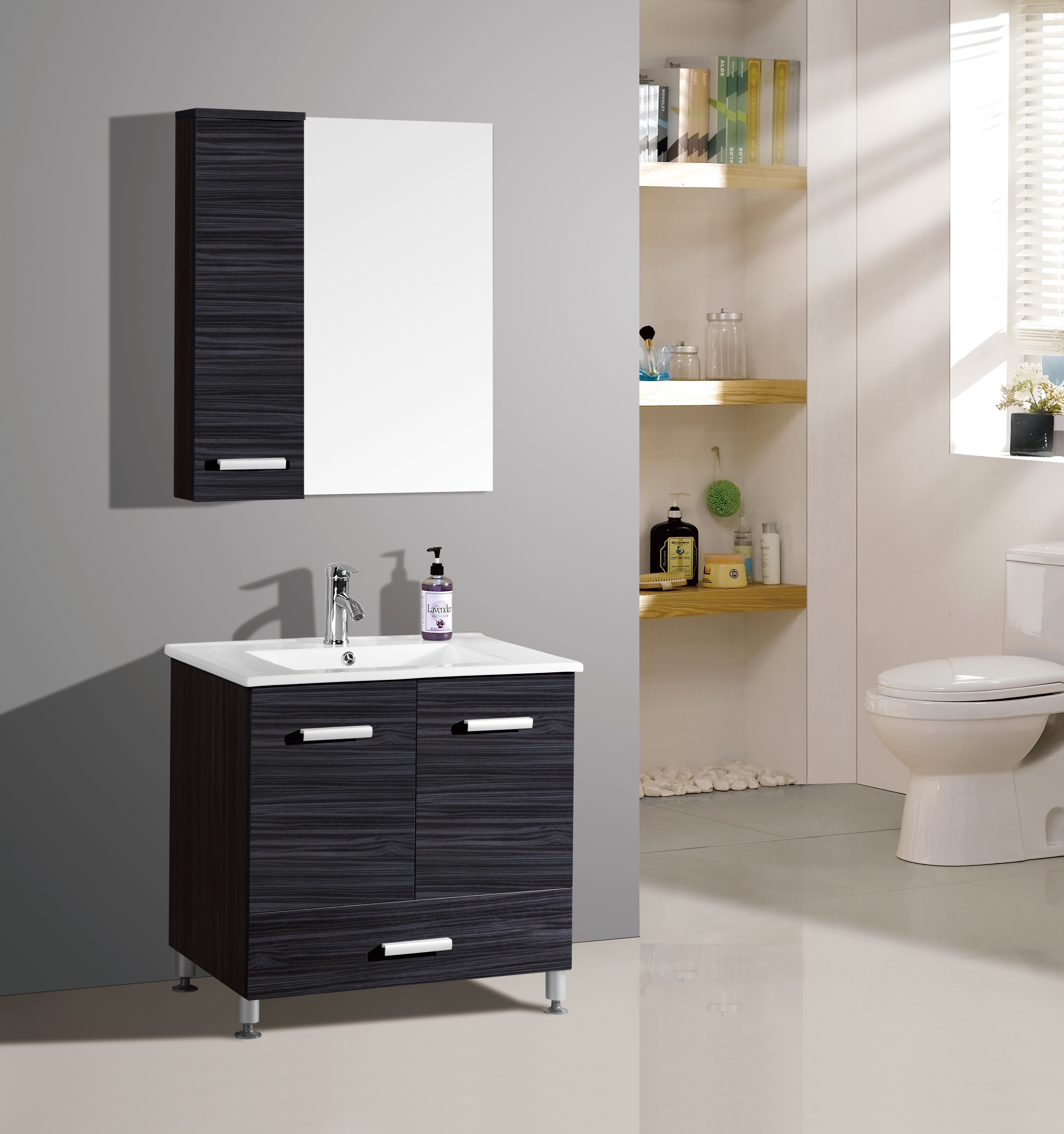 badm bel bad set waschtisch spiegel berlin wenge m. Black Bedroom Furniture Sets. Home Design Ideas
