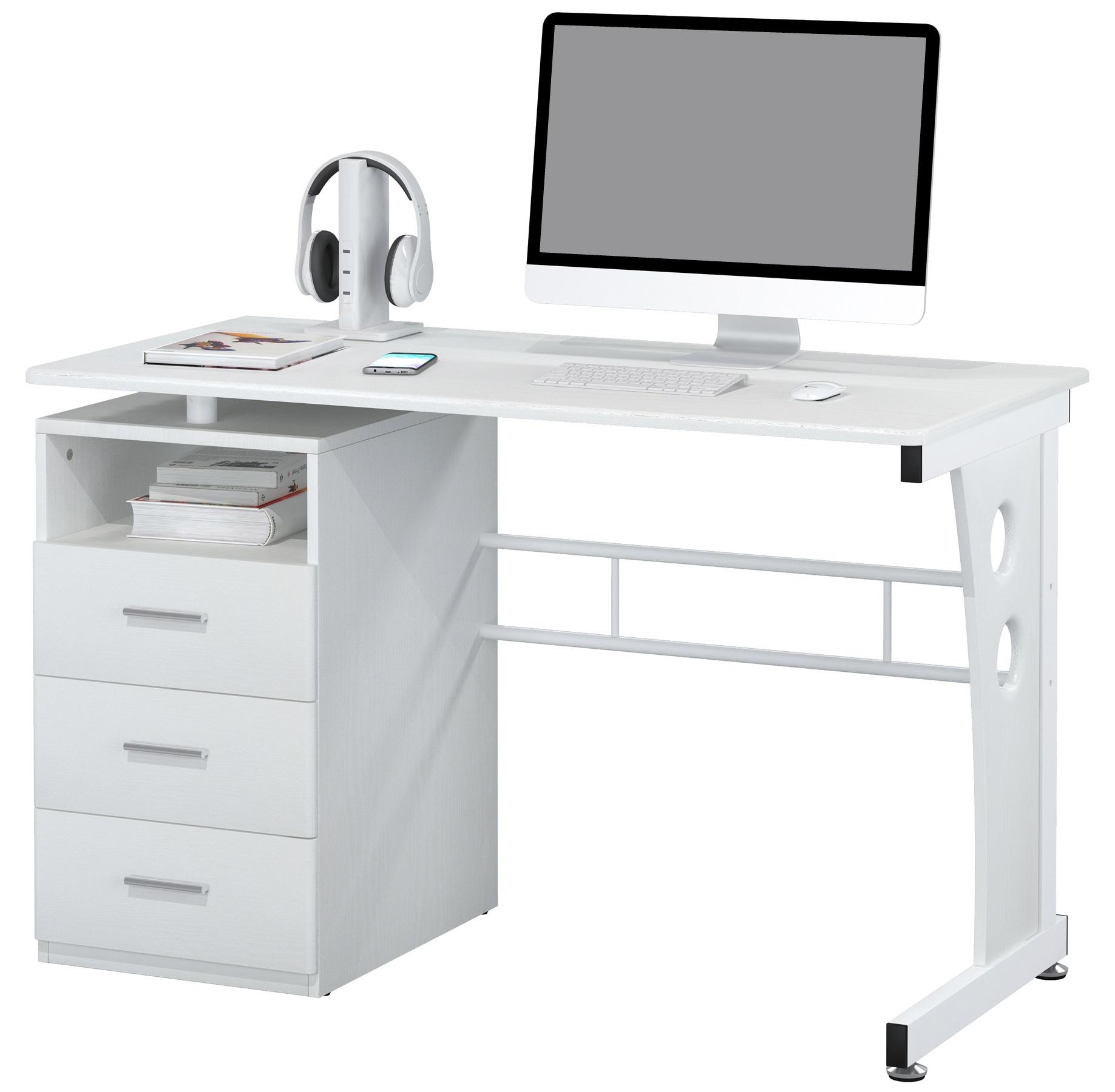 sixbros mesa ordenador mesa oficina mesa escritorio