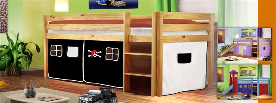 SixBros. Bunk Bed