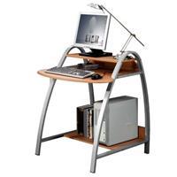 Computer Desk Beech S-208/89
