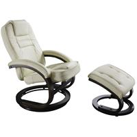 Living Poltrona sedia relax TV color crema - 007-C/106