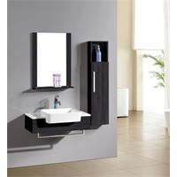 Fitted Bathroom Furniture Set London Wenge M-70116/230