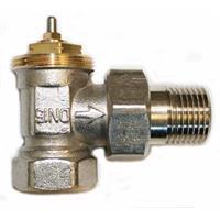 """Thermostatventil Eck 1/2"""" M 30 x 1,5 mm Gewinde"""