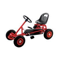 SixBros. Go-Kart a pedali rosso - F90A/689