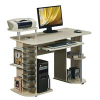 Computer Desk Maple S-104/1127