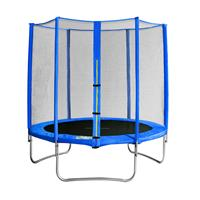 SixJump 6FT 1,85 M Garden Trampoline Blue TB185/1917