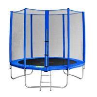 SixJump 8FT 2,45 M Garden Trampoline Blue TB245/1609