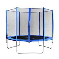 SixJump 10FT 3.05 M Garden Trampoline Blue   TB305/1687