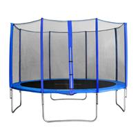 SixJump 13FT 4,00 M Garden Trampoline Blue TB400/1735