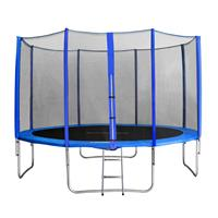SixJump 13FT 4.00 M Garden Trampoline Blue  TB400/1741