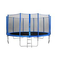 SixJump 15FT 4.60 M Garden Trampoline Blue  TB460/1790