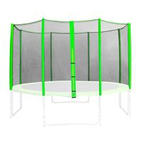 Spare safety net green for garden trampoline 6FT 15FT different sizes SN-ON/1952