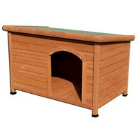 SixBros. Cuccia Canile per cani legno massiccio W1018-M/1994