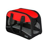 Pet Carrier Bag Red/Black 1104/2003