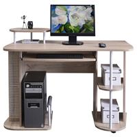 Computer Desk Oak optic S-104/2083
