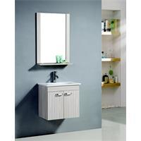 Fitted Bathroom Furniture Set Sofia Oak optic M-70107/2092