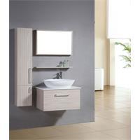 Mobile da bagno - Set Quercia effeto legno Venezia - M-70110B/2093
