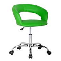 Swivel Stool Working Stool Green M-95098/2138