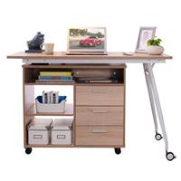 Computer Desk L-shape Oak optic CT-3366UAM/2180