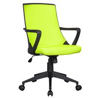 Office Swivel Chair Green/Black 0722M/2247