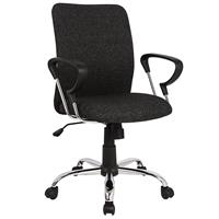 Office Swivel Chair Black H-8078F-2/2474