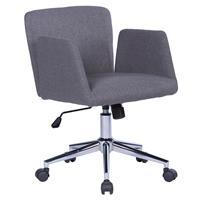 Chaise de bureau gris Fauteuil de bureau W-173/8184