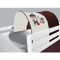Tunnel / cave for Loft / Game Bed Pirat Brown / Beige TSG-59