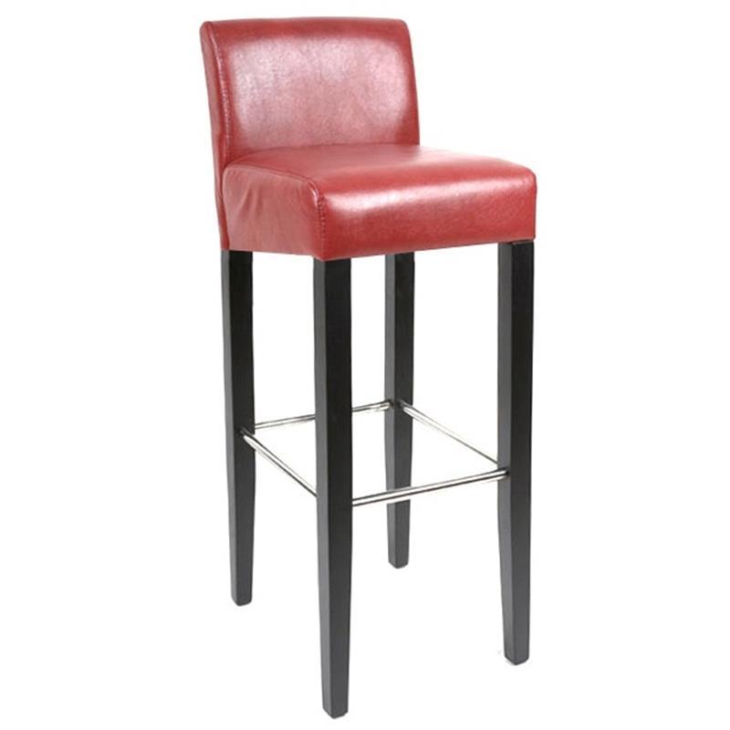 barhocker massiv buche wenge rot bar 01 wr 23. Black Bedroom Furniture Sets. Home Design Ideas