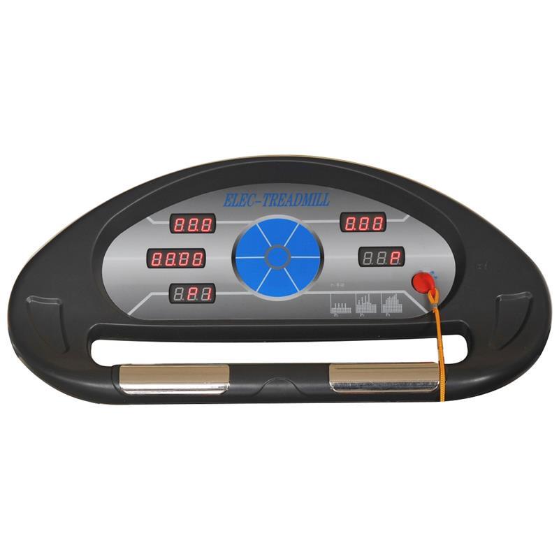 Laufband mit Computer Lauftraining Pulsfrequenz Klappbar  3,5 PS 12 kmh