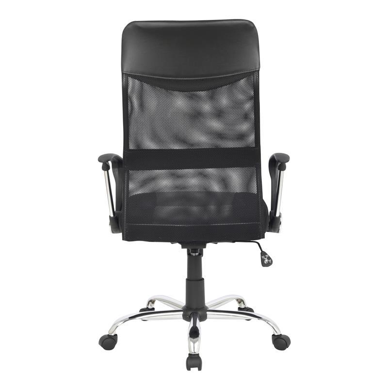 Chefsessel Bürostuhl Drehstuhl Schwarz 139PM/393