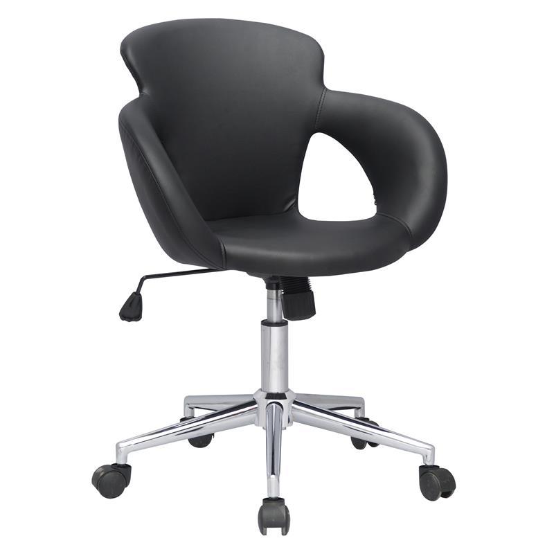 Poltrona design sedia ufficio nero m 65335 1 724 for Sedia poltrona ufficio