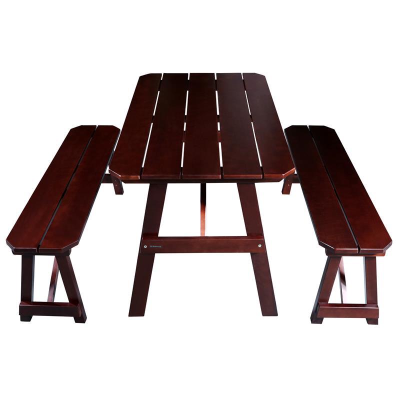 Table de pique-nique pour enfan Ensemble table de pique-nique Bois ...