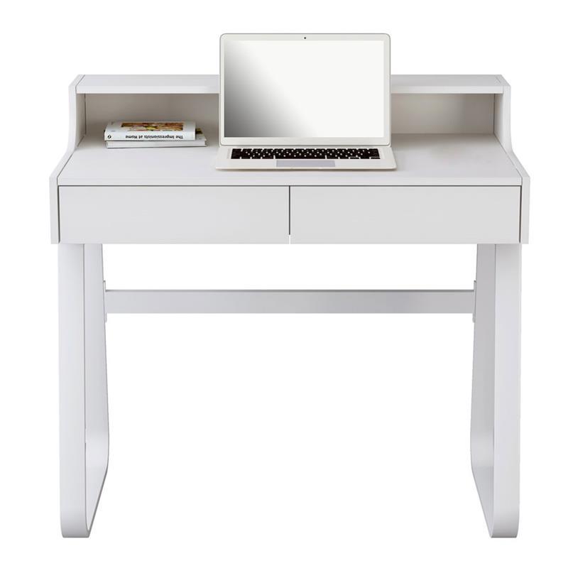 Computerschreibtisch Schreibtisch Weiß CT-3532/1185