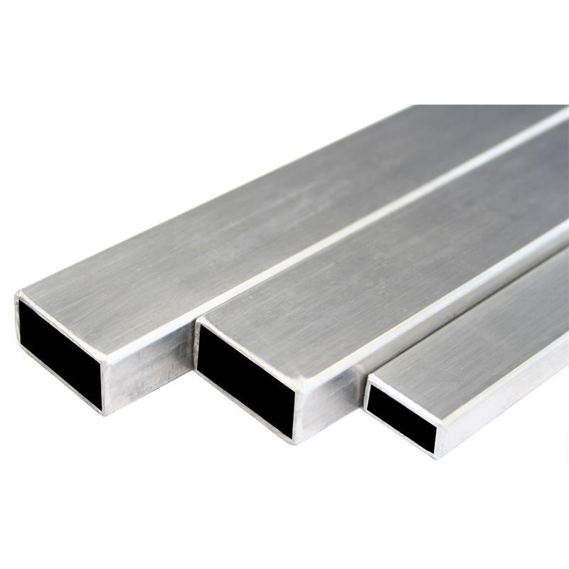 Edelstahl rechteckrohr blank vierkantrohr profilrohr stahl - Vierkantrohr stahl tabelle ...