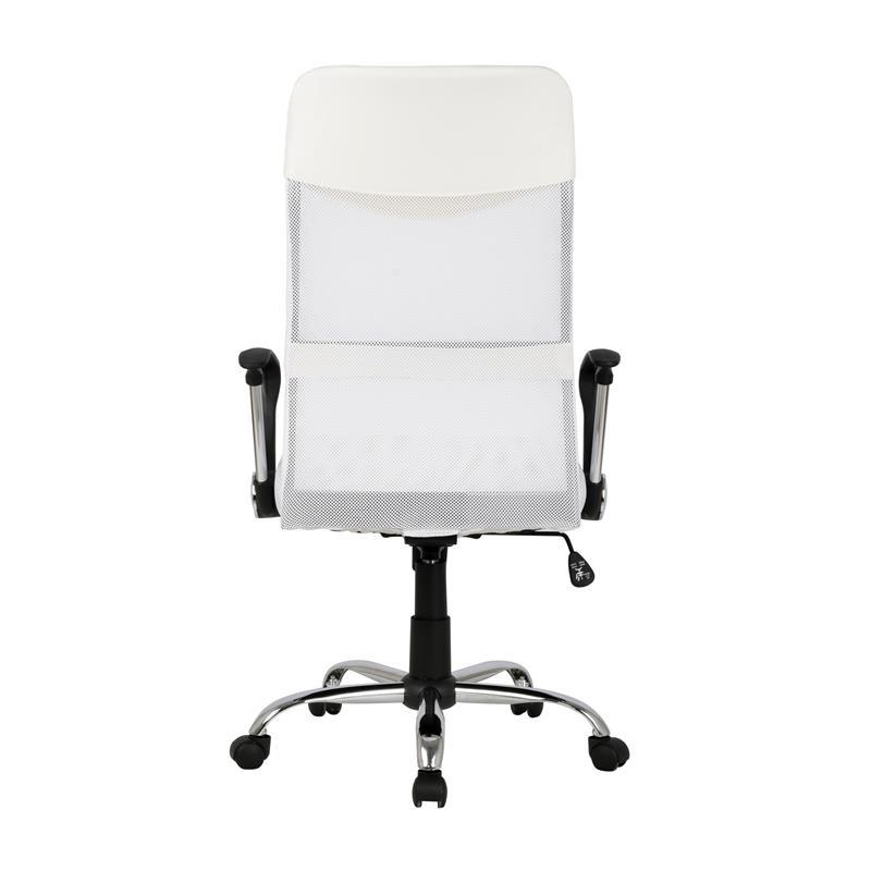 sixbros b rostuhl drehstuhl schreibtischstuhl wei h 935. Black Bedroom Furniture Sets. Home Design Ideas