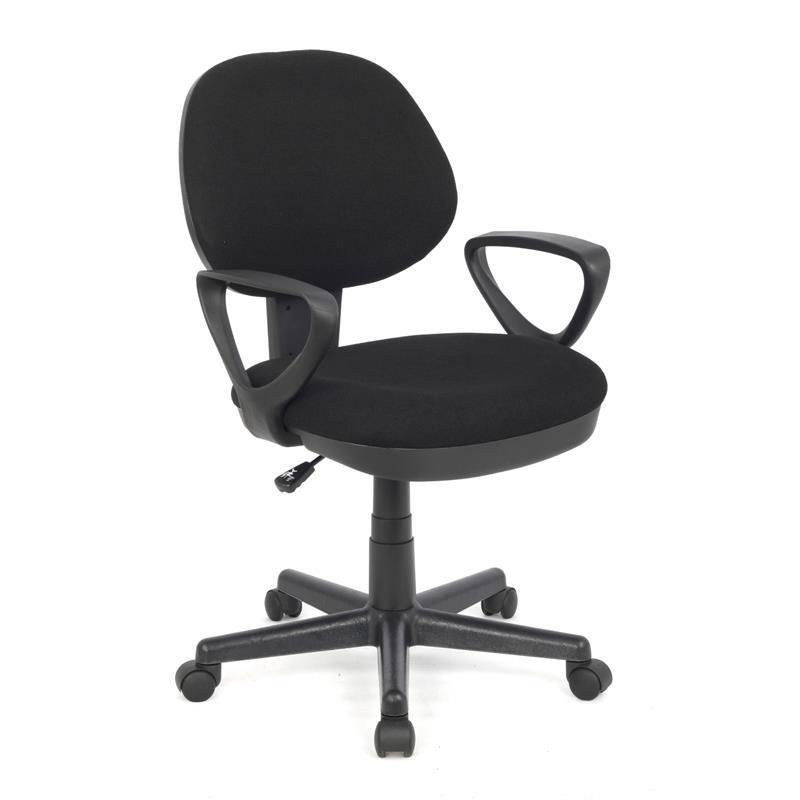 Sixbros design poltrona sedia ufficio nera h 2231f for Poltrona design ebay