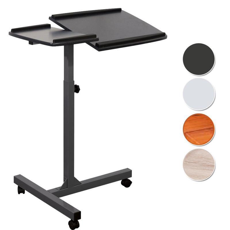 sixbros laptoptisch projektionstisch beamertisch stehtisch farbwahl lt 001a ebay. Black Bedroom Furniture Sets. Home Design Ideas