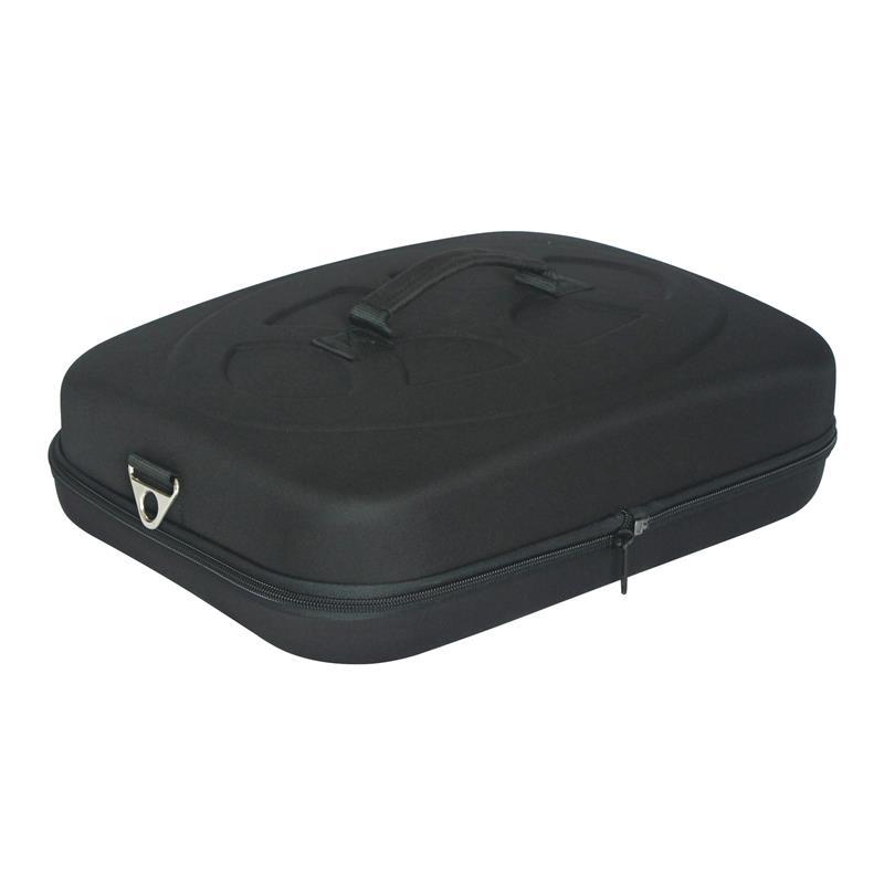 Transportbox Transporttasche Hund & Katze Faltbar Schwarz/Beige 12041/1491
