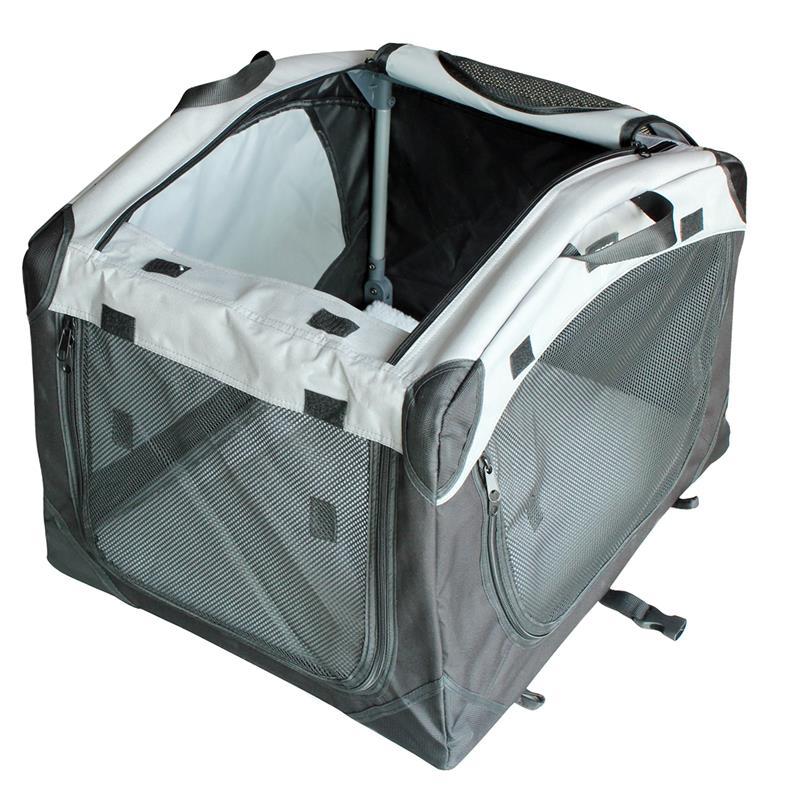 Hundebox Transportbox Hundehütte versch. Größen S-XL 1051/1496