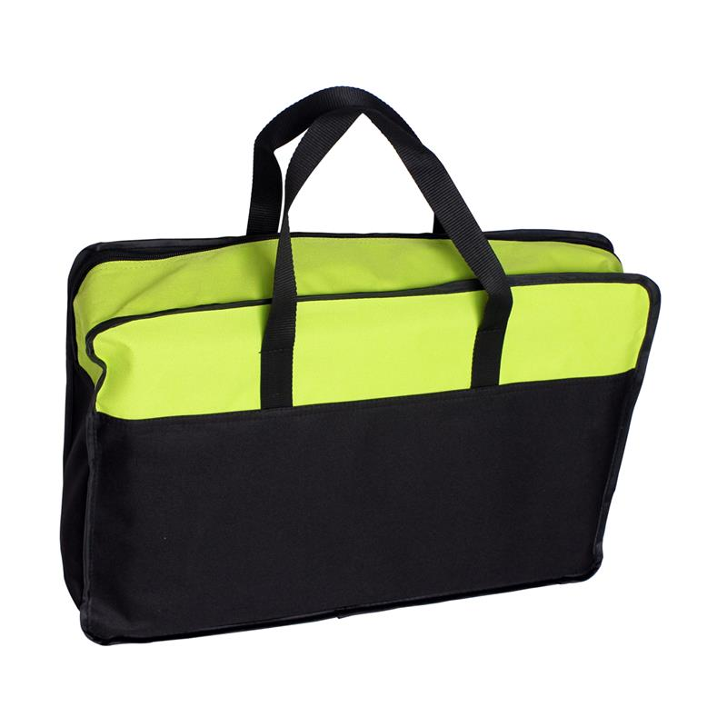 Pet Carrier Bag Folding Green/Black 10041/1510