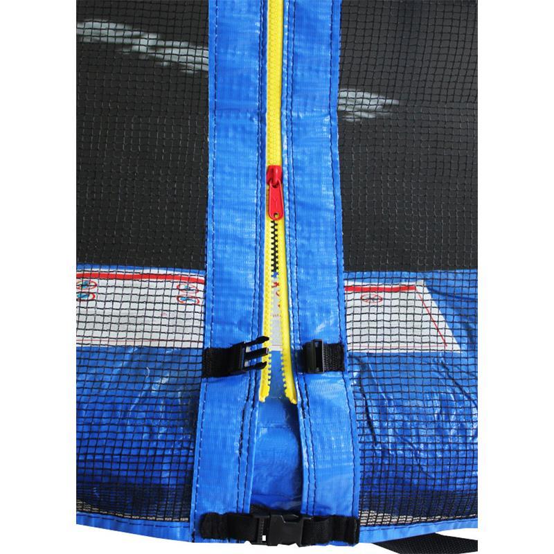 SixJump 3,05 M Trampoline pour le jardin bleu TB305/1693
