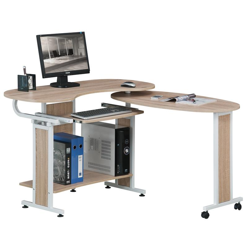 Informatique guide d 39 achat for Bureau avec tablette coulissante