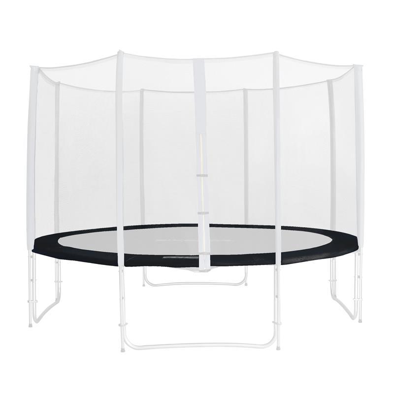Tour de protection de rechange noir pour trampoline de jardin 1,85 M ...