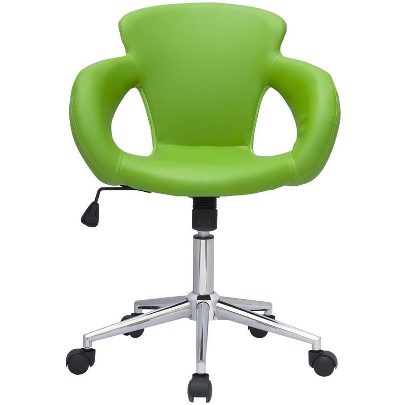 Bürostuhl Schreibtischstuhl Grün M-65335-1/2062