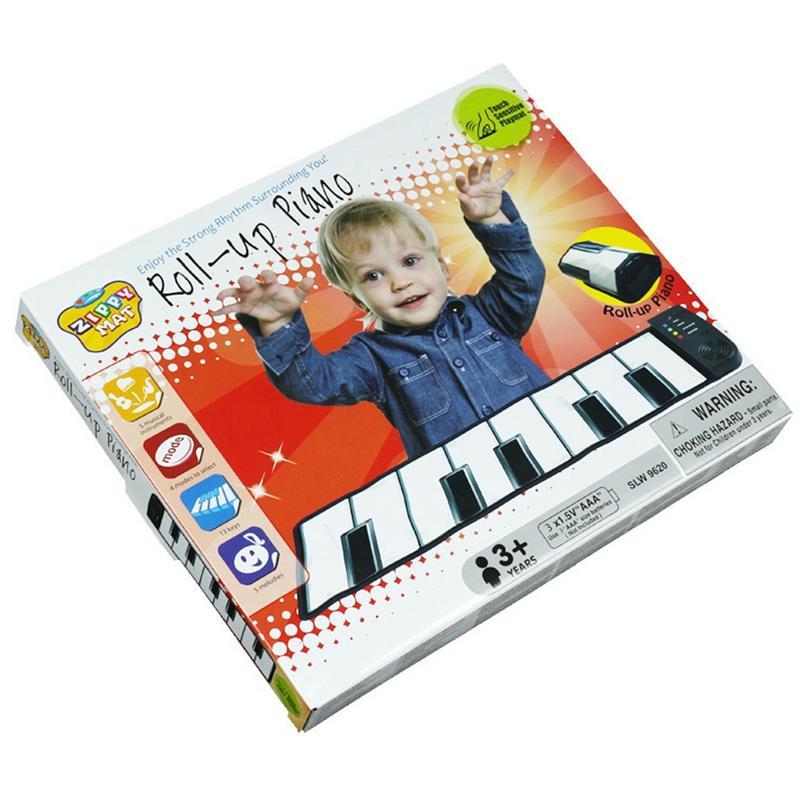 Mini Keyboard Spielmatte Musikmatte SLW9620/2193