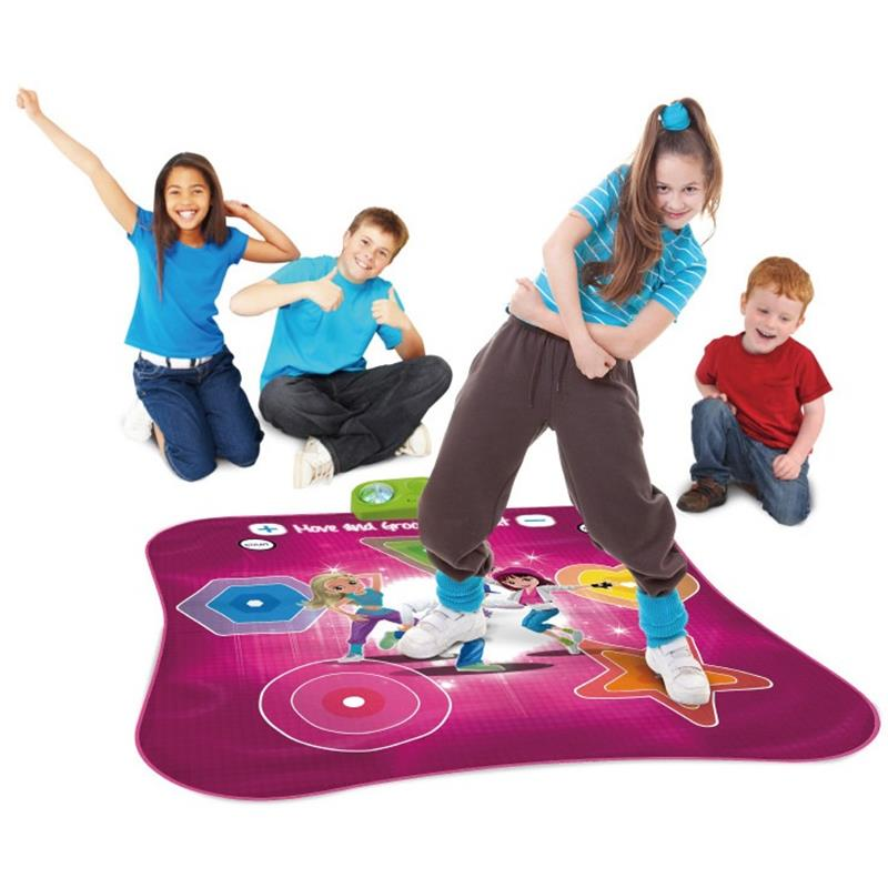 tapis de danse grand pour enfant slw9827 2197. Black Bedroom Furniture Sets. Home Design Ideas